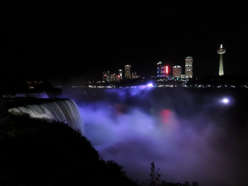 New York – Washington D.C. – Niagara