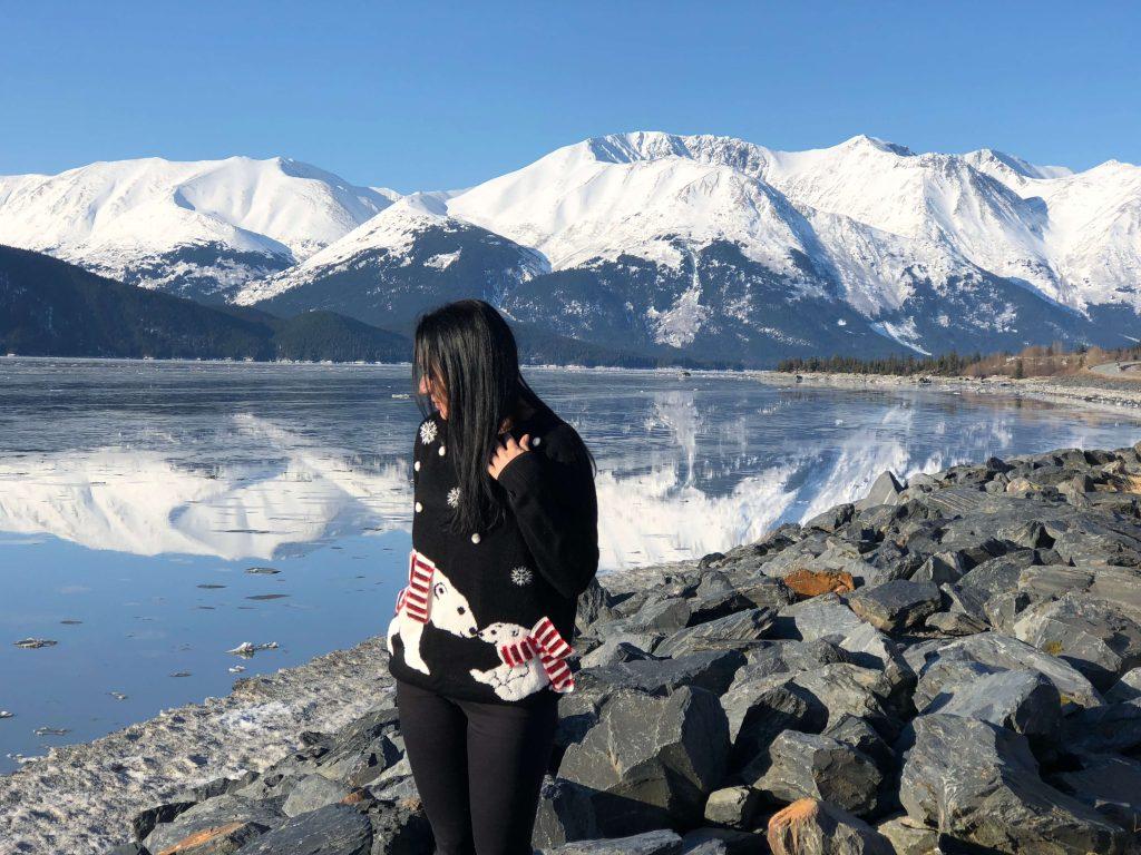 Frozen love #Alaska